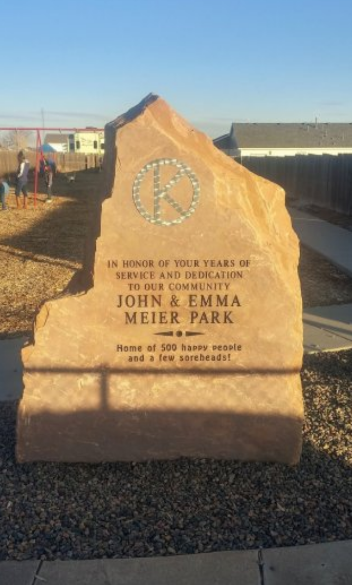 John & Emma Meier Park - park  | Photo 1 of 4 | Address: Keenesburg, CO 80643, USA | Phone: (303) 732-4281