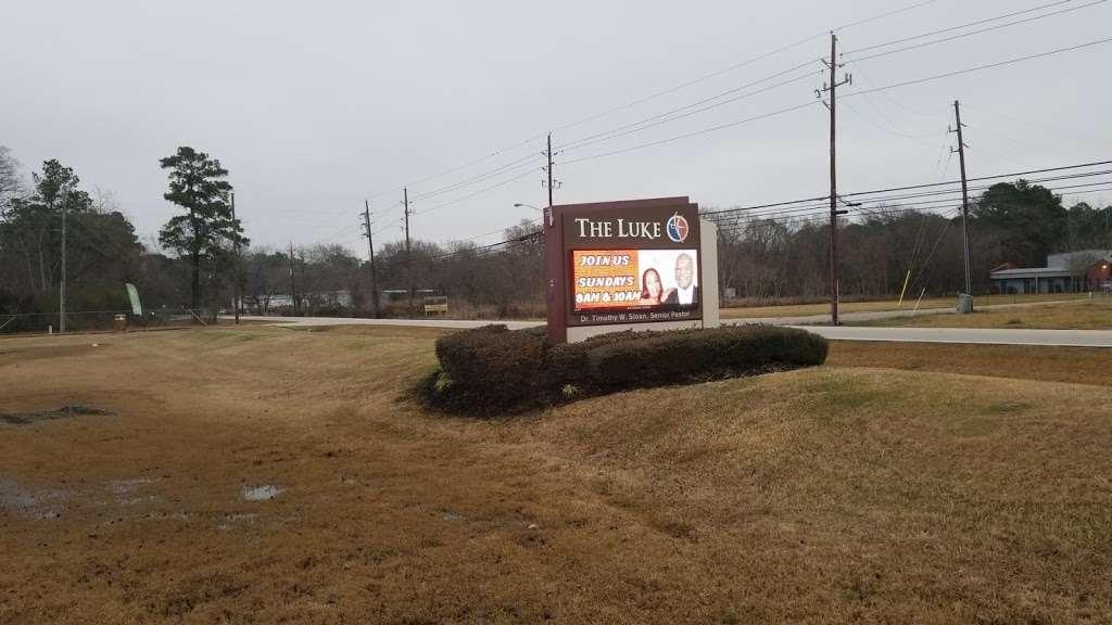 The Luke Church - church  | Photo 8 of 10 | Address: 2380 S Houston Ave, Humble, TX 77396, USA | Phone: (281) 548-2001