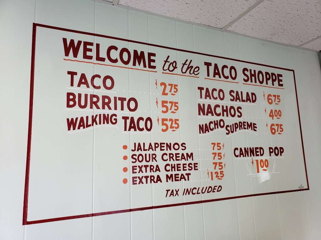 Taco Shoppe - meal delivery  | Photo 6 of 10 | Address: 108 East W Broadway St, Monticello, IN 47960, USA | Phone: (574) 870-2855