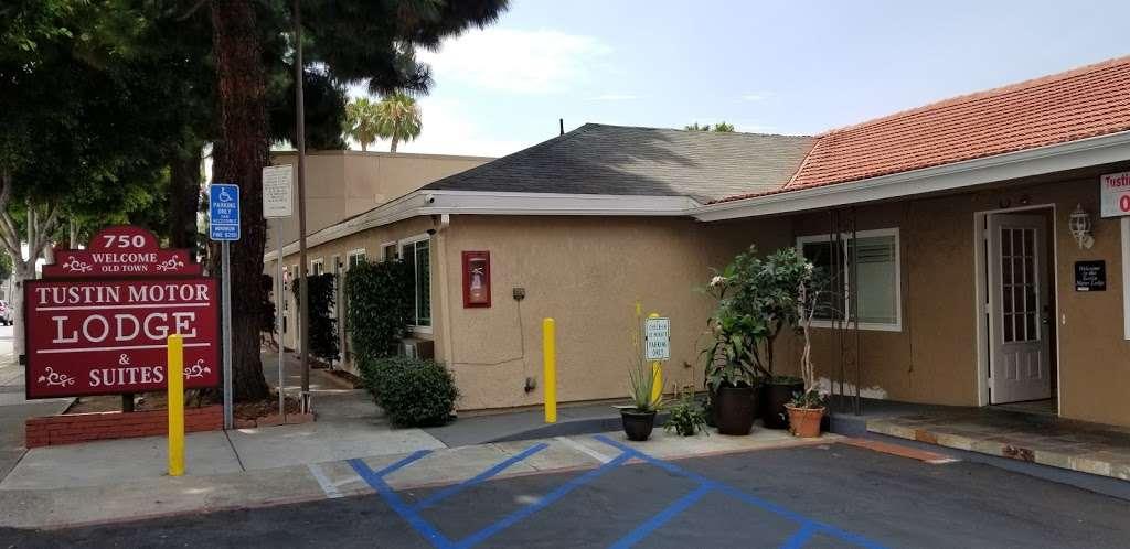 Tustin Motor Lodge - lodging  | Photo 1 of 10 | Address: 750 El Camino Real, Tustin, CA 92780, USA | Phone: (714) 544-5850