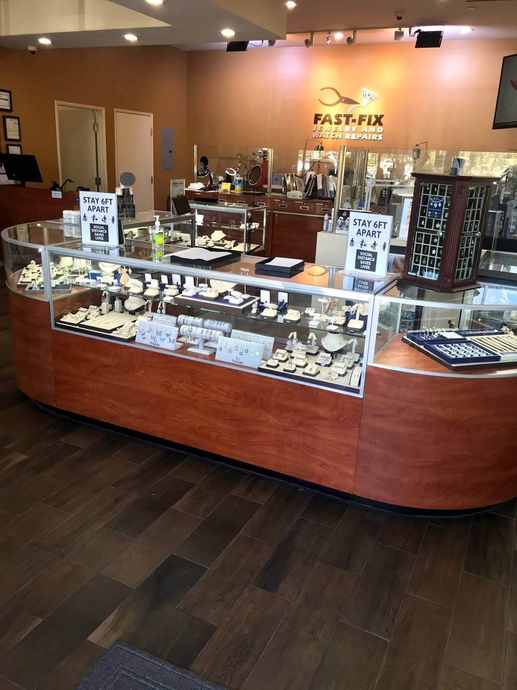 Fast-Fix Irvine Jewelry and Watch Repairs - health  | Photo 6 of 10 | Address: 15333 Culver Dr Ste 900B, Irvine, CA 92604, USA | Phone: (949) 536-5595