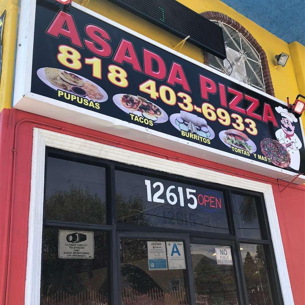 Asada Pizza - restaurant  | Photo 3 of 10 | Address: 12615 San Fernando Rd, Sylmar, CA 91342, USA | Phone: (818) 403-6933