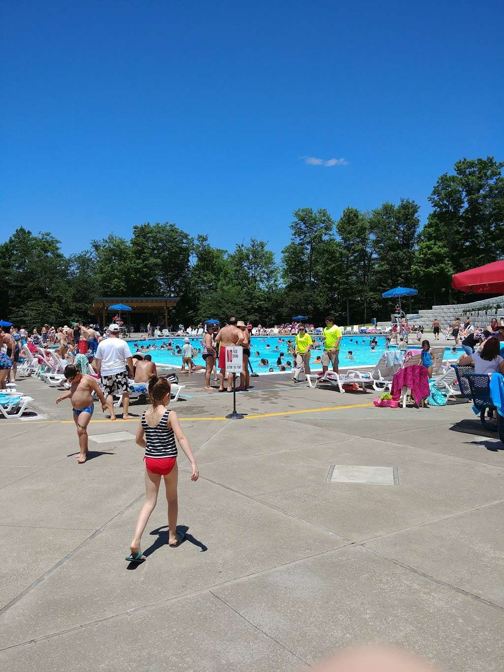 Barca Pool Complex - Eagle Lake - park  | Photo 6 of 10 | Address: Covington Township, PA 18424, USA