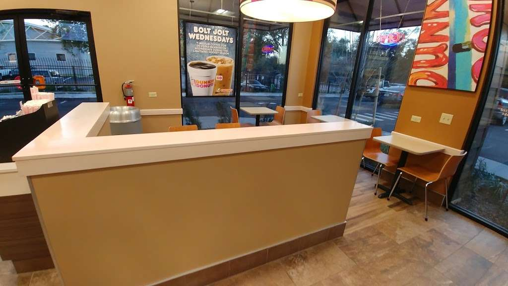 Dunkin's donuts - cafe  | Photo 4 of 7 | Address: 3011 Cathy Street, Florida 32839, USA