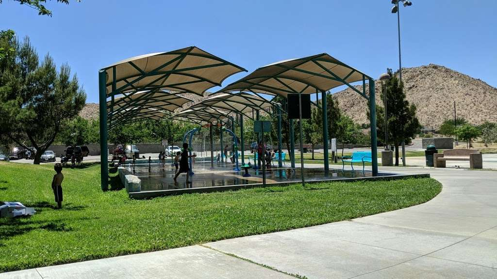 Lake Los Angeles Community Park - park    Photo 3 of 10   Address: Deputy Stephen Sorensen County Park, 16801 E Ave P, Lake Los Angeles, CA 93591, USA   Phone: (661) 264-1249