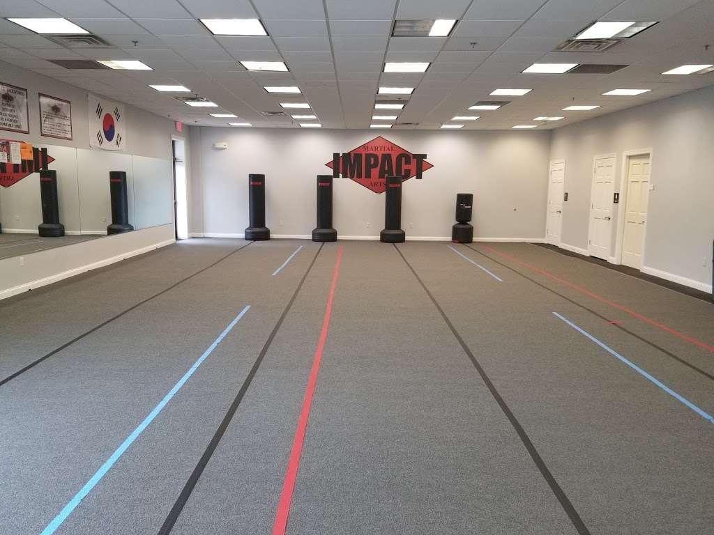 Impact Fitness - gym  | Photo 2 of 10 | Address: 60A, Mountain Blvd, Warren, NJ 07059, USA | Phone: (908) 379-8075