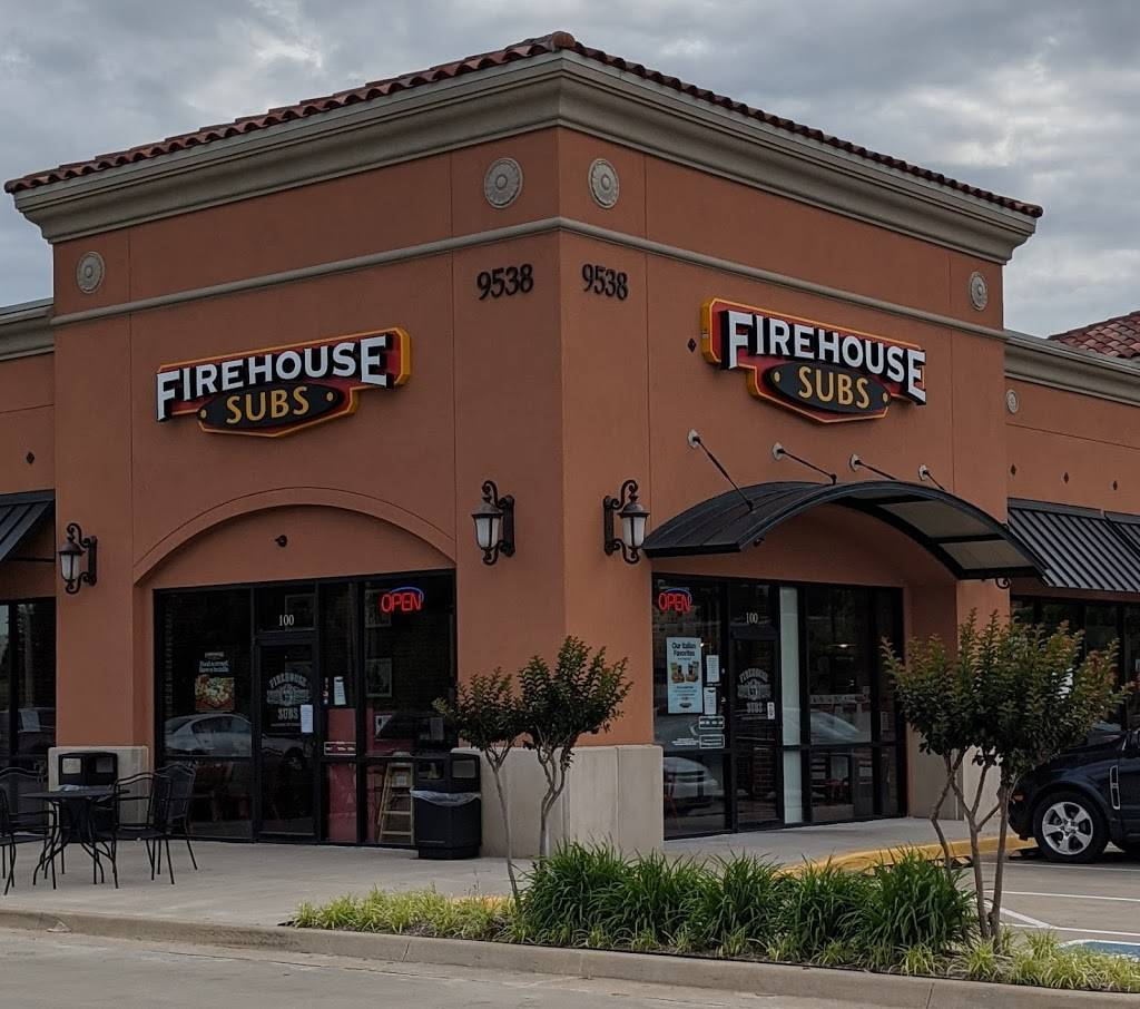 Firehouse Subs Owasso - meal delivery  | Photo 1 of 7 | Address: 9538 N Garnett Rd, Owasso, OK 74055, USA | Phone: (918) 272-4401