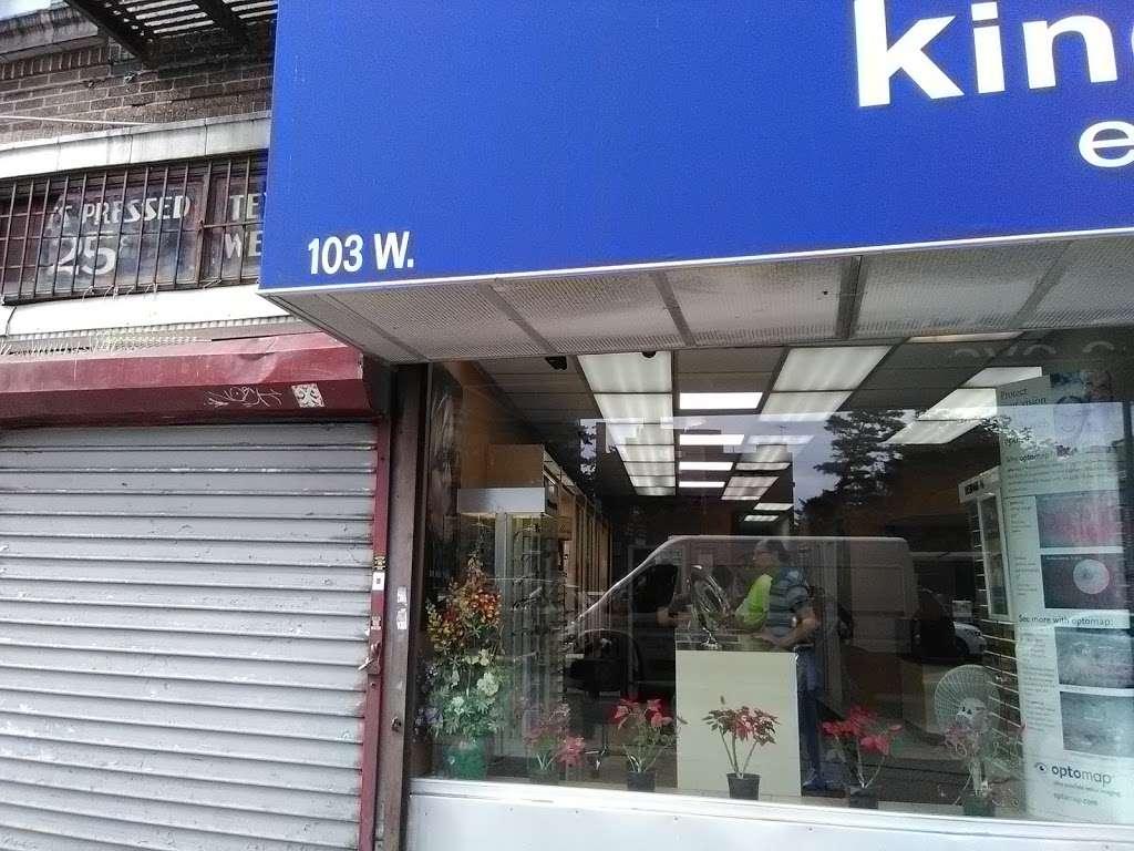 Kingsbridge Eye Center - doctor  | Photo 7 of 10 | Address: 103 W Kingsbridge Rd, Bronx, NY 10468, USA | Phone: (718) 432-5555