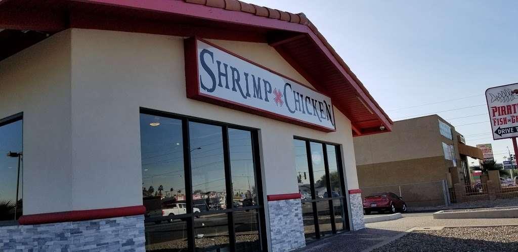 Pirates Fish & Chips - restaurant  | Photo 3 of 10 | Address: 5041 W Thomas Rd, Phoenix, AZ 85031, USA | Phone: (602) 578-0299