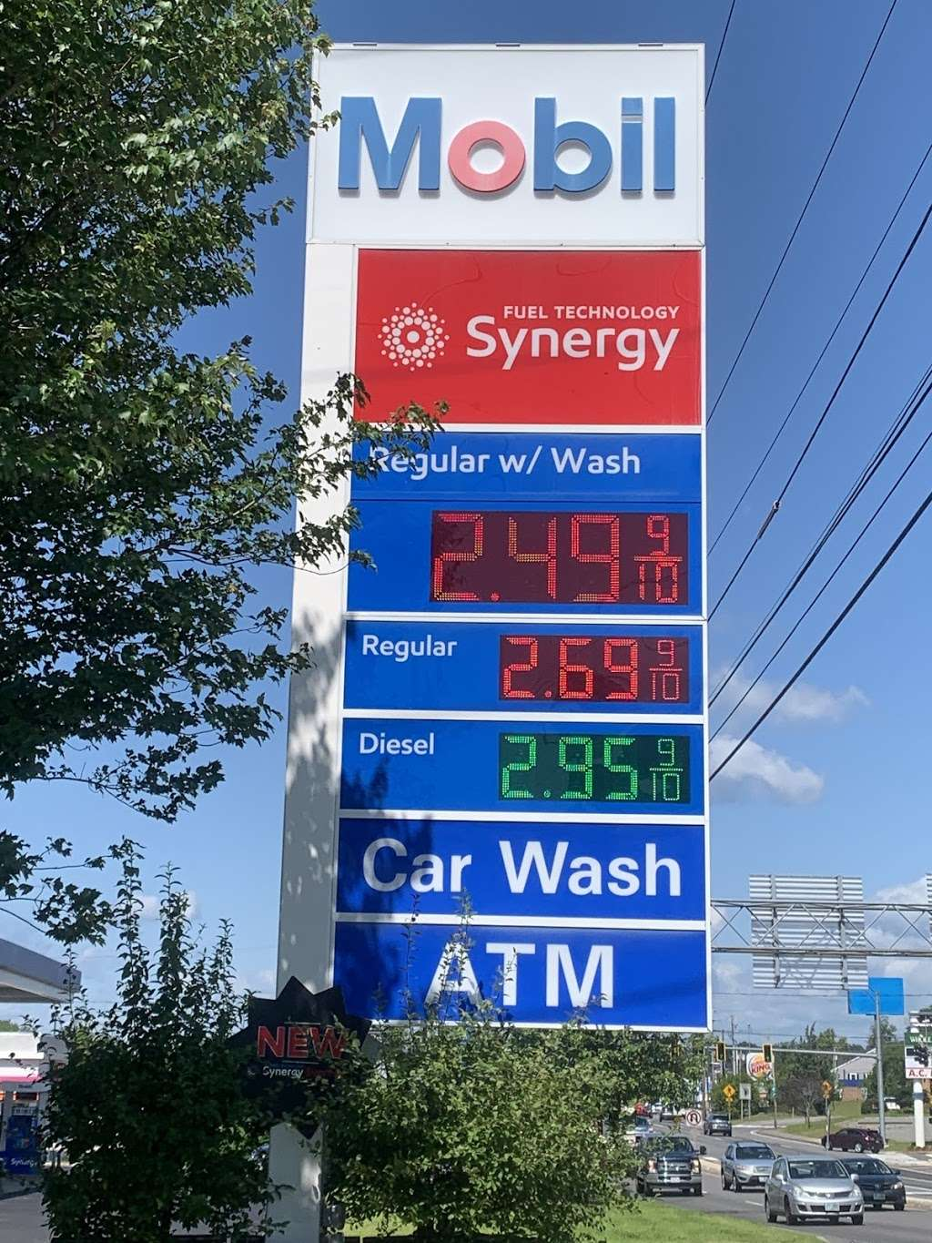 Alltown - convenience store  | Photo 3 of 3 | Address: 242 Amherst St, Nashua, NH 03063, USA | Phone: (603) 883-0405