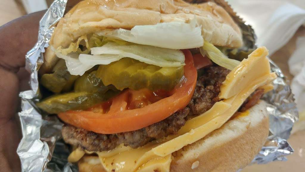 Five Guys - meal takeaway    Photo 1 of 10   Address: 35 Merrick Rd, Amityville, NY 11701, USA   Phone: (631) 691-6800