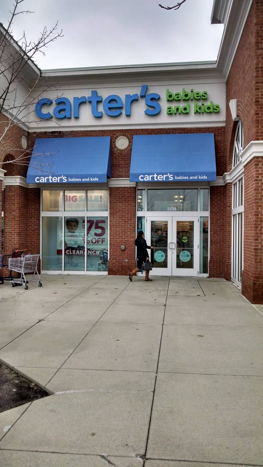 Carters - Curbside Available - shoe store  | Photo 1 of 7 | Address: 3734 Easton Market, Columbus, OH 43219, USA | Phone: (614) 476-8603