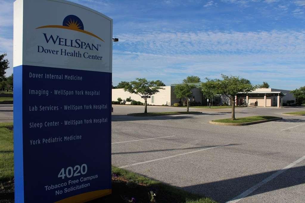 WellSpan Internal Medicine - Dover - doctor  | Photo 1 of 9 | Address: 4020 Carlisle Rd, Dover, PA 17315, USA | Phone: (717) 851-6400