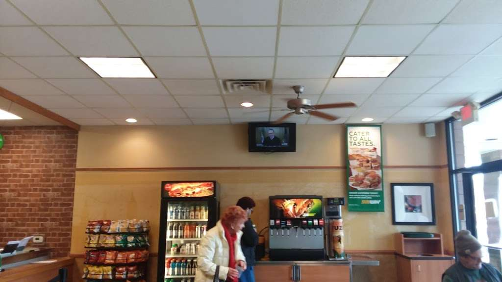 Subway - restaurant  | Photo 2 of 7 | Address: 1380 Columbia Ave, Lancaster, PA 17603, USA | Phone: (717) 735-0626