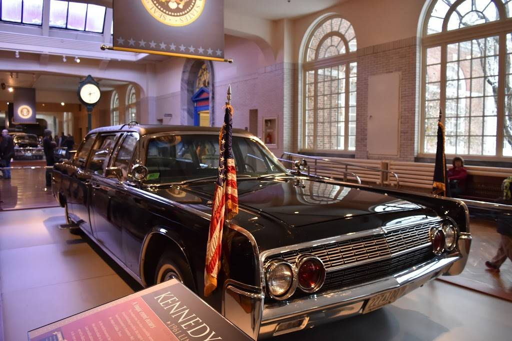The Henry Ford Museum - museum  | Photo 1 of 5 | Address: 20900 Oakwood Blvd, Dearborn, MI 48124, USA | Phone: (313) 982-6001