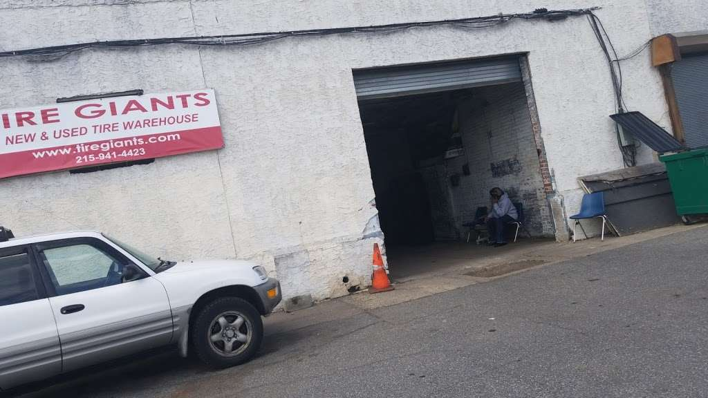 Tire Giants - car repair    Photo 8 of 10   Address: 8301 Torresdale Ave, Philadelphia, PA 19136, USA   Phone: (215) 941-4423