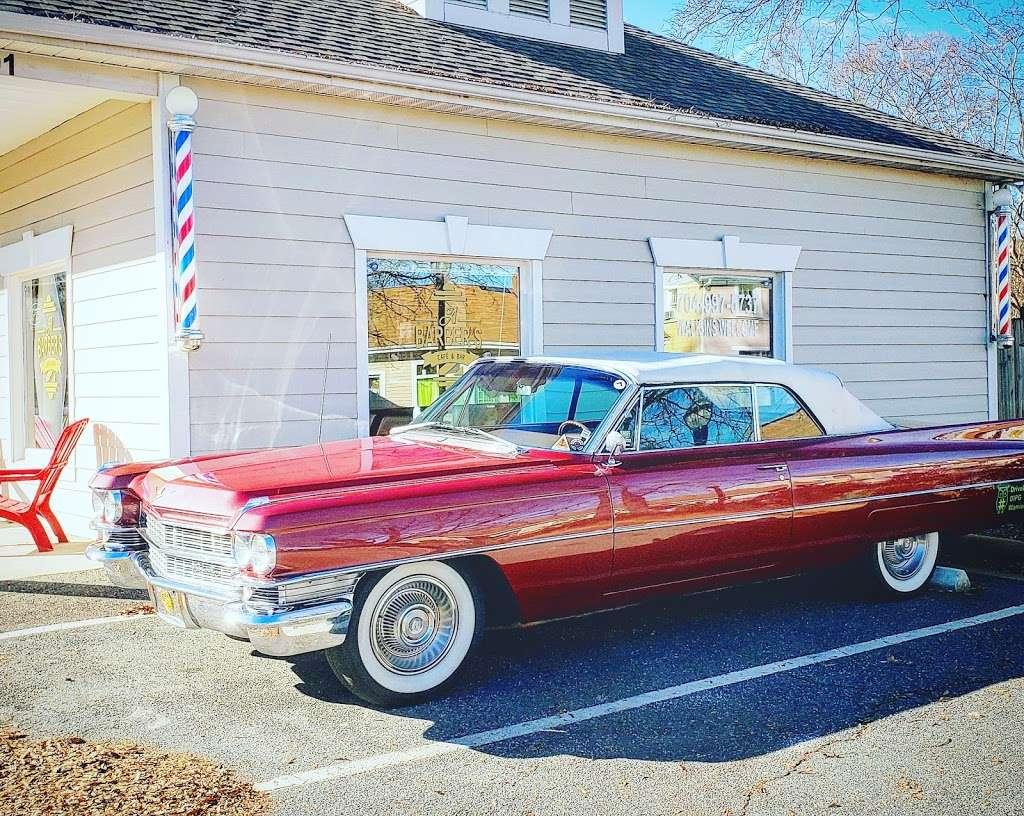 A Barbers Bar & Cafe - hair care    Photo 3 of 10   Address: 19801 S Main St #1, Cornelius, NC 28031, USA   Phone: (704) 997-5737