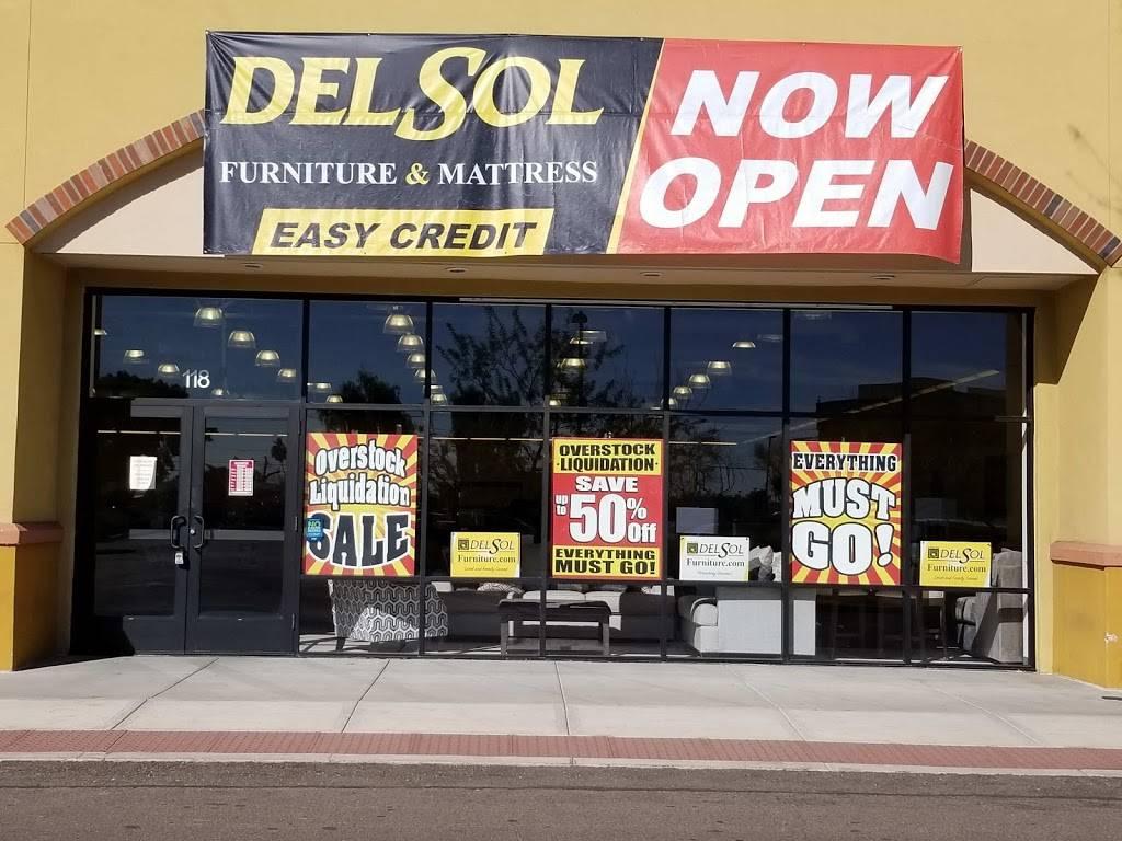 Del Sol Furniture & Mattress - furniture store  | Photo 3 of 10 | Address: 1036 E Southern Ave Suite 118, Mesa, AZ 85204, USA | Phone: (480) 750-8915