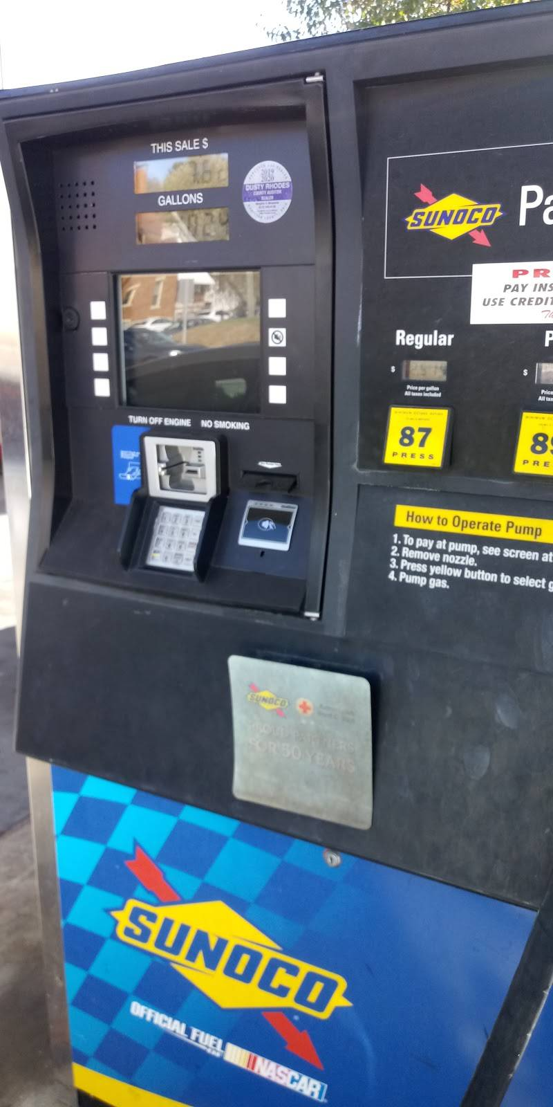 Sunoco Gas Station - gas station  | Photo 2 of 3 | Address: 2265 Norwood Ave, Cincinnati, OH 45212, USA | Phone: (513) 531-7421