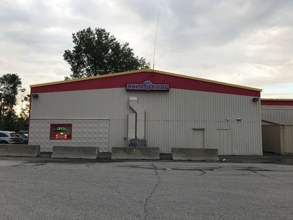 Bob's Chrome Zone & Jim's CB Repair Shop, 1401 Ripley St ...