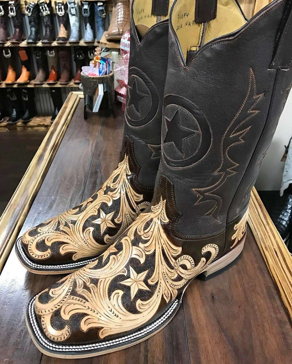 LA HACIENDA BOOT CO. - shoe store  | Photo 10 of 10 | Address: 2525 S Wayside Dr, Houston, TX 77023, USA | Phone: (713) 514-9939