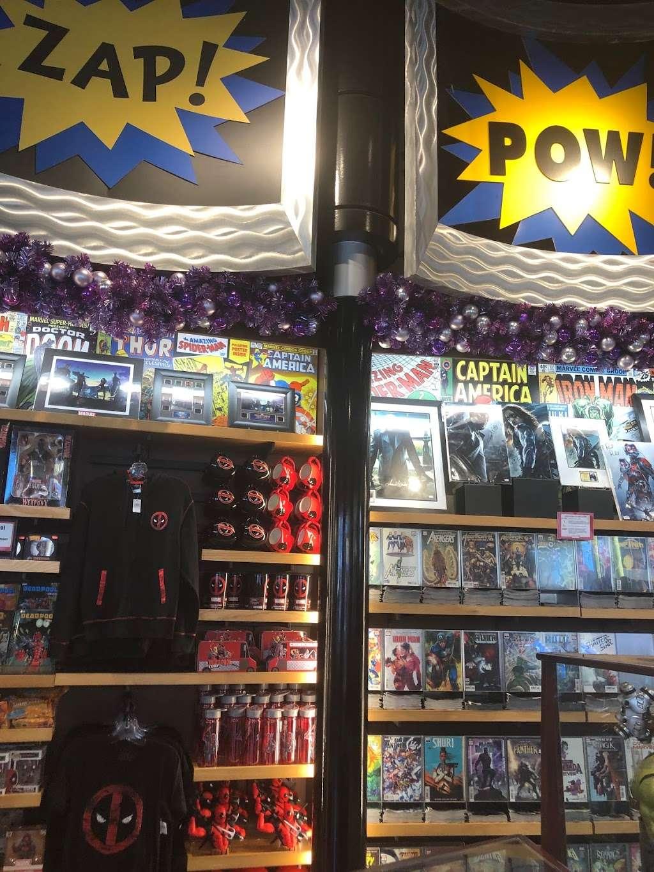 Marvel Alterniverse Store - store  | Photo 1 of 10 | Address: Florida Center, Universal Orlando Resort, Orlando, FL 32819, USA