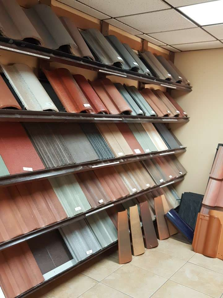 Mediterranean Roof Tiles - store    Photo 9 of 10   Address: 9060 NW 97th Terrace, Medley, FL 33178, USA   Phone: (305) 887-7055