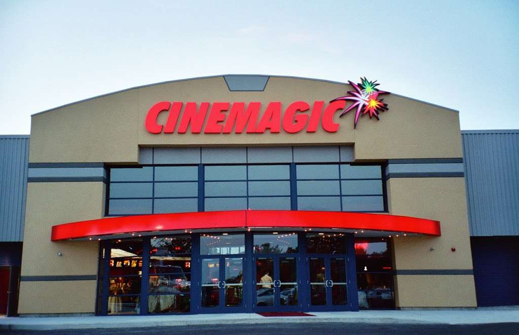 Cinemagic - movie theater  | Photo 1 of 10 | Address: 11 Executive Park Dr, Merrimack, NH 03054, USA | Phone: (603) 423-0240