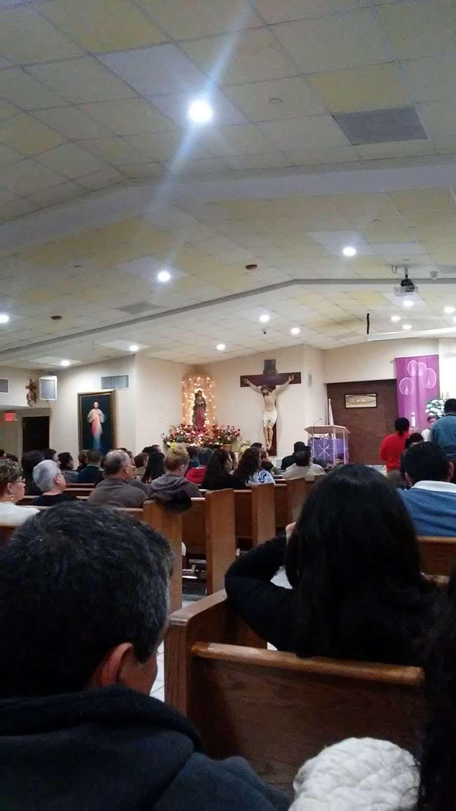 St Philip of Jesus Catholic Church/ San Felipe de Jesus Houston, - church  | Photo 9 of 10 | Address: 9700 Villita St, Houston, TX 77013, USA | Phone: (713) 672-6141
