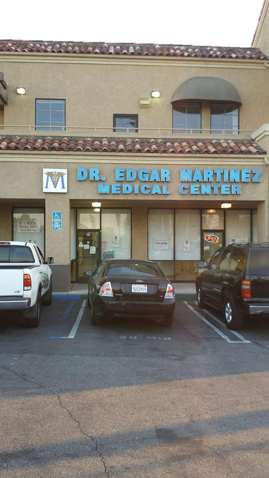 Dr. Edgar I. Martinez D.O. Medical Center / Medical Cannabis Eva - doctor  | Photo 1 of 9 | Address: 3512 E Florence Ave #102-103, Huntington Park, CA 90255, USA | Phone: (323) 582-1180
