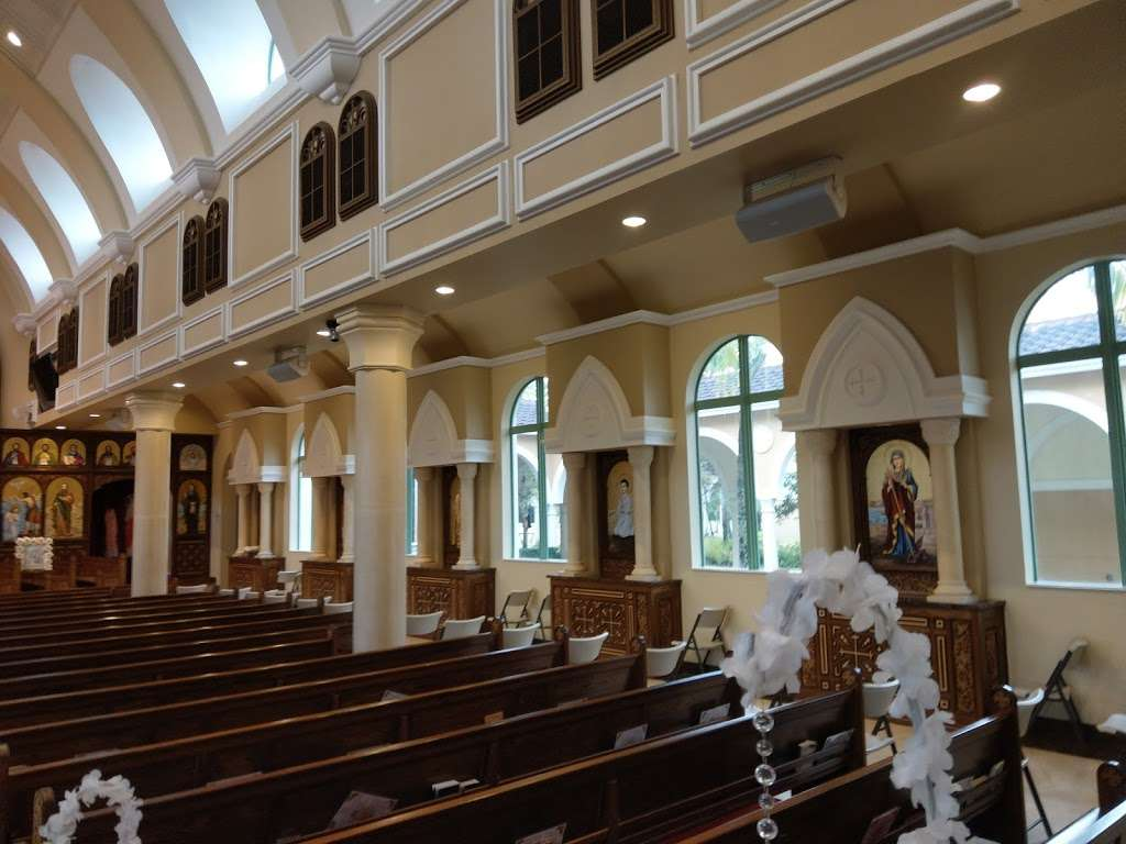 St Mary Coptic Orthodox Church - church  | Photo 7 of 10 | Address: 15450 Lyons Rd, Delray Beach, FL 33484, USA | Phone: (561) 870-5004