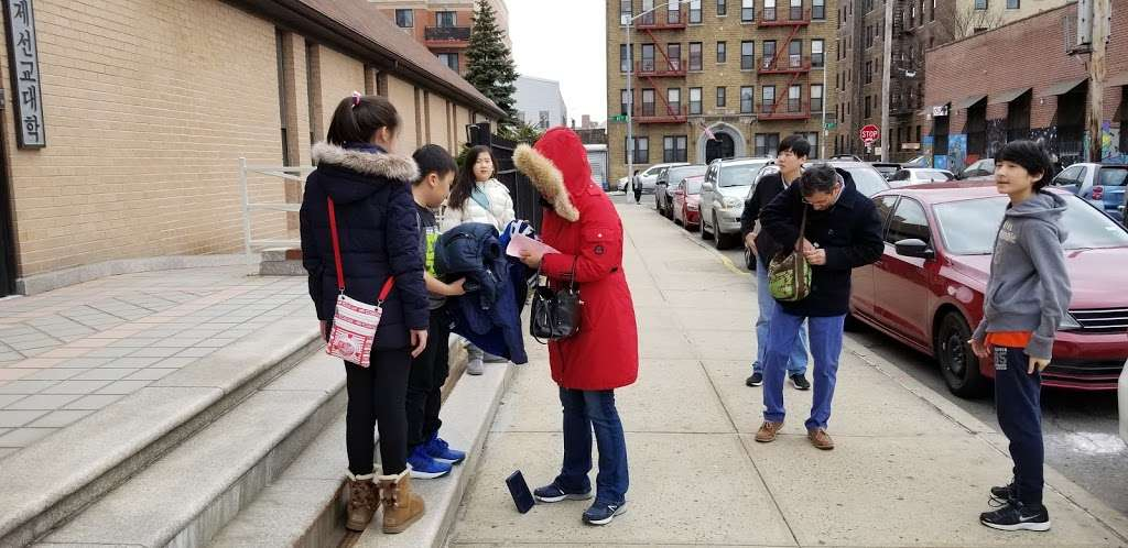 The Korean First Presbyterian Church in NY - church  | Photo 7 of 7 | Address: 37-60 61st St, Woodside, NY 11377, USA | Phone: (718) 899-3120