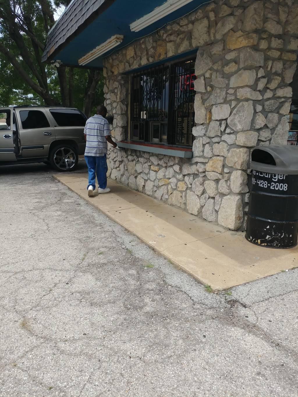 The Burger - restaurant  | Photo 10 of 10 | Address: 405 E 46th St N, Tulsa, OK 74126, USA | Phone: (918) 428-2008