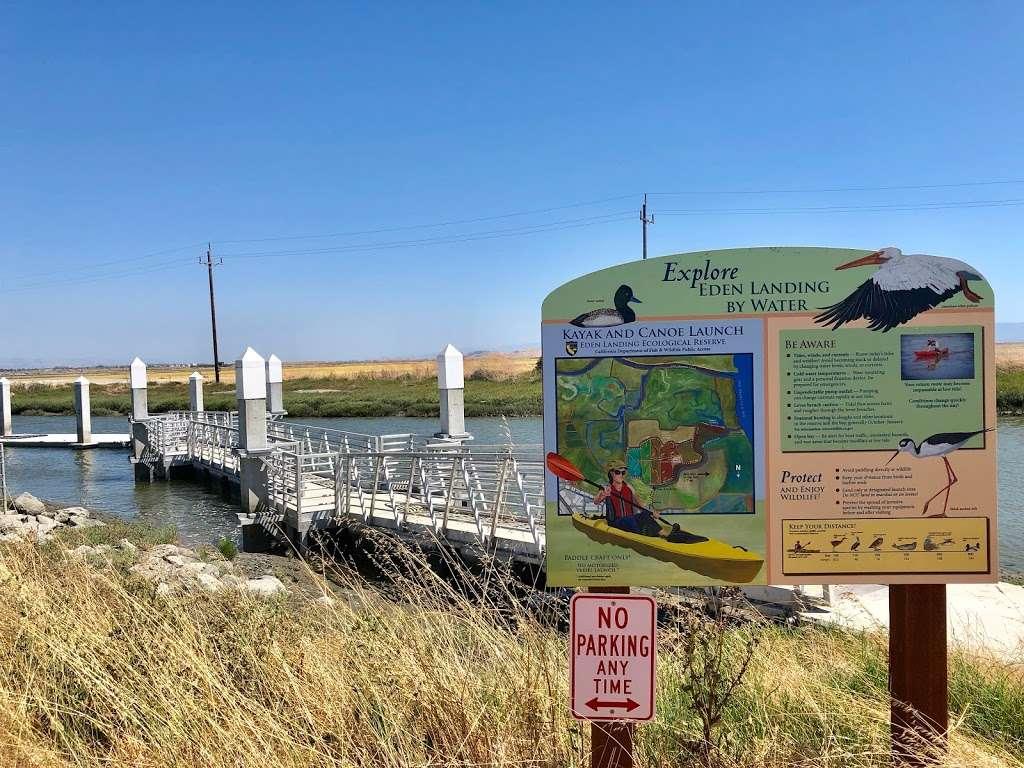 Eden Landing Kayak and Canoe Launch - park  | Photo 1 of 7 | Address: 461 006100900, Hayward, CA 94545, USA
