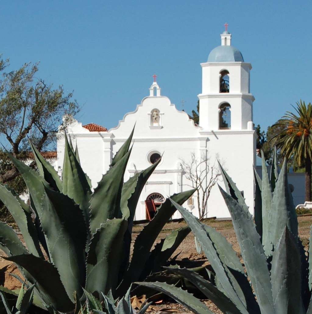 Mission San Luis Rey - cemetery    Photo 1 of 10   Address: 4050 Mission Ave, Oceanside, CA 92057, USA   Phone: (760) 757-3651