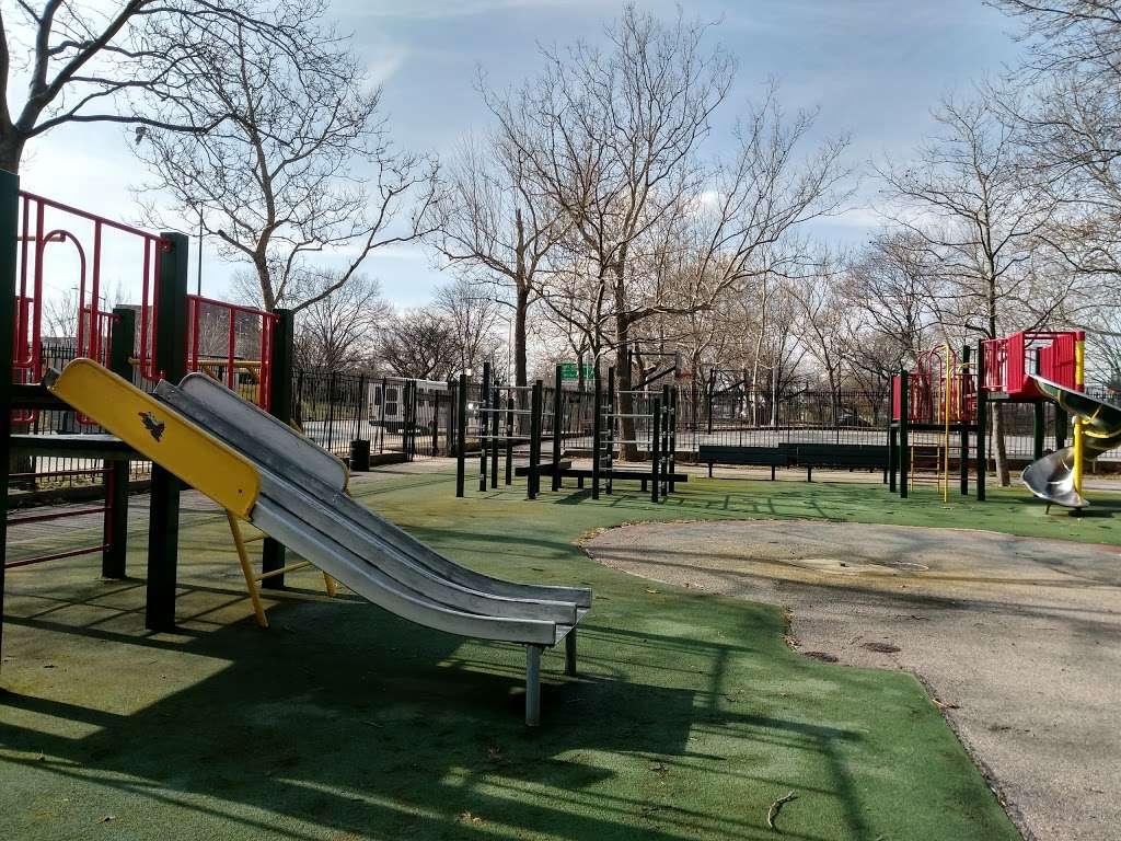 Noble Playground - park  | Photo 5 of 10 | Address: 3101, 1541 Bronx River Ave, Bronx, NY 10460, USA | Phone: (212) 639-9675