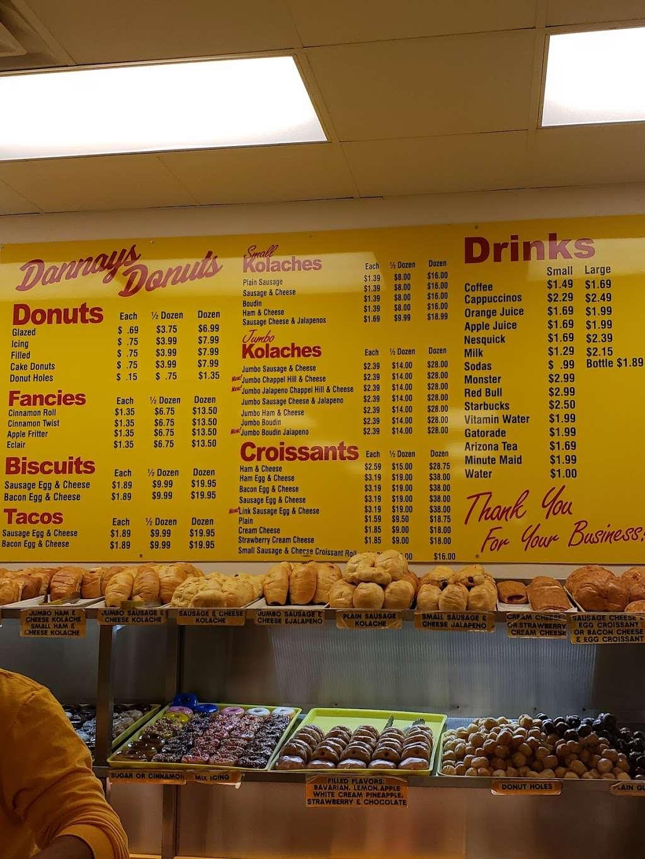 Dannays Donuts - bakery  | Photo 3 of 4 | Address: 7599 Garth Rd, Baytown, TX 77521, USA