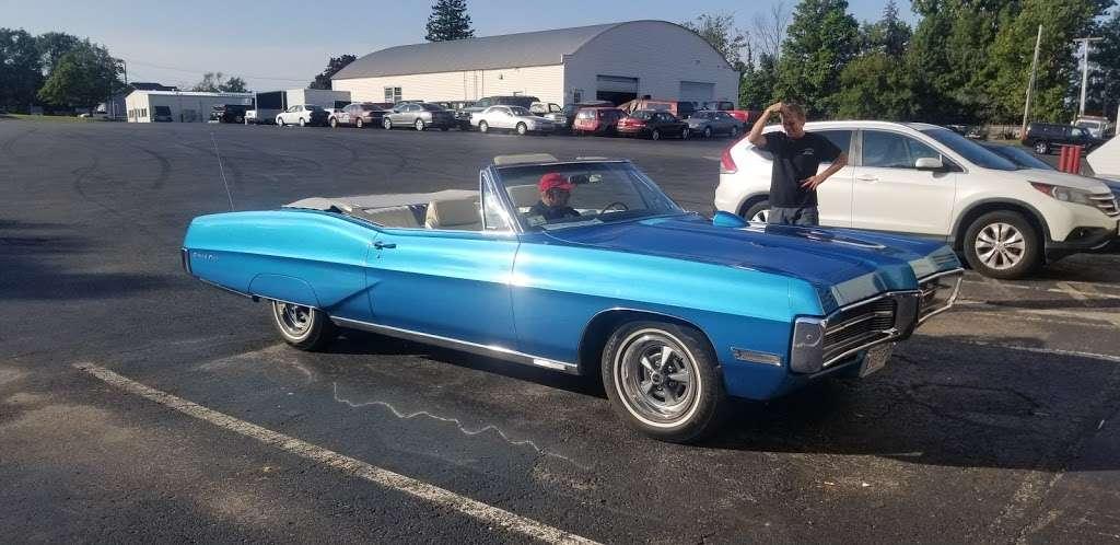 Blue Magic Performance Plus - car repair  | Photo 3 of 5 | Address: 28 Hastings St, Mendon, MA 01756, USA | Phone: (508) 482-0185