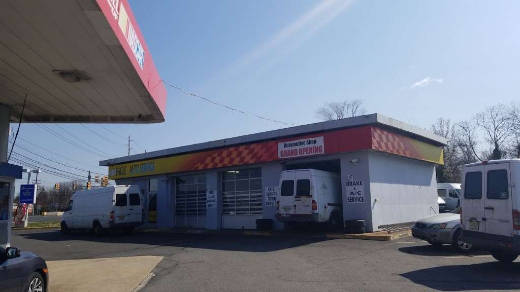 Eagle Auto - car repair  | Photo 1 of 1 | Address: 104 US-130, Cinnaminson, NJ 08077, USA | Phone: (609) 424-8925