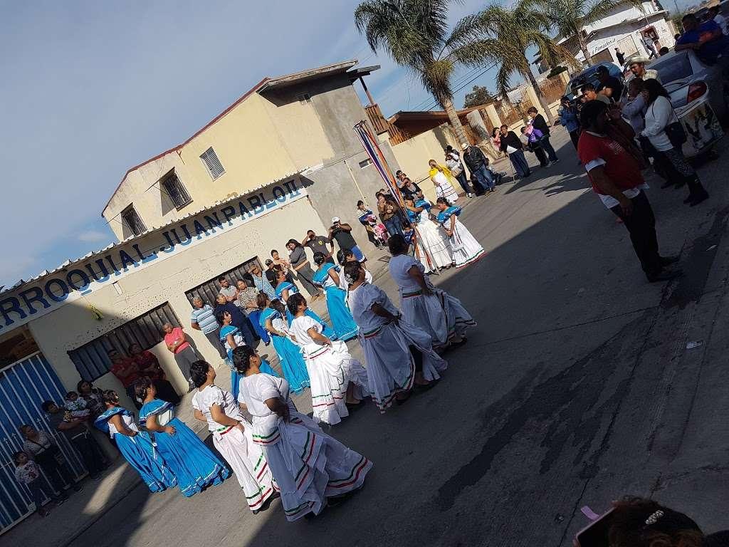 Parroquia San Judas Tadeo Pedregal Sta. Julia, Tijuana. - church  | Photo 3 of 10 | Address: Lucrecia Toris 6207, Pedregalde Sta Julia, 22604 Tijuana, B.C., Mexico | Phone: 664 636 3526