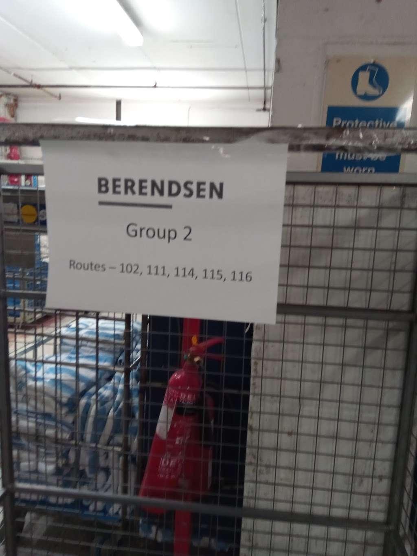 Elis (formerly Berendsen) - laundry    Photo 1 of 3   Address: Roslin Rd, London W3 8DH, UK   Phone: 0800 616691