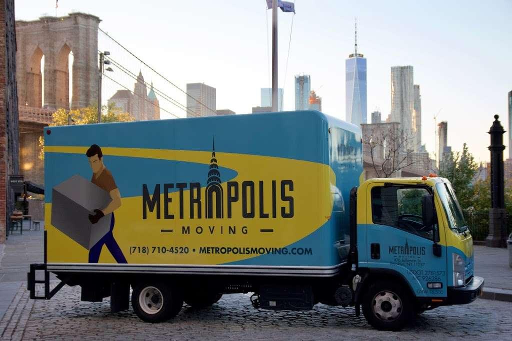 Metropolis Moving - moving company  | Photo 10 of 10 | Address: 476 Jefferson St, Brooklyn, NY 11237, USA | Phone: (718) 710-4520