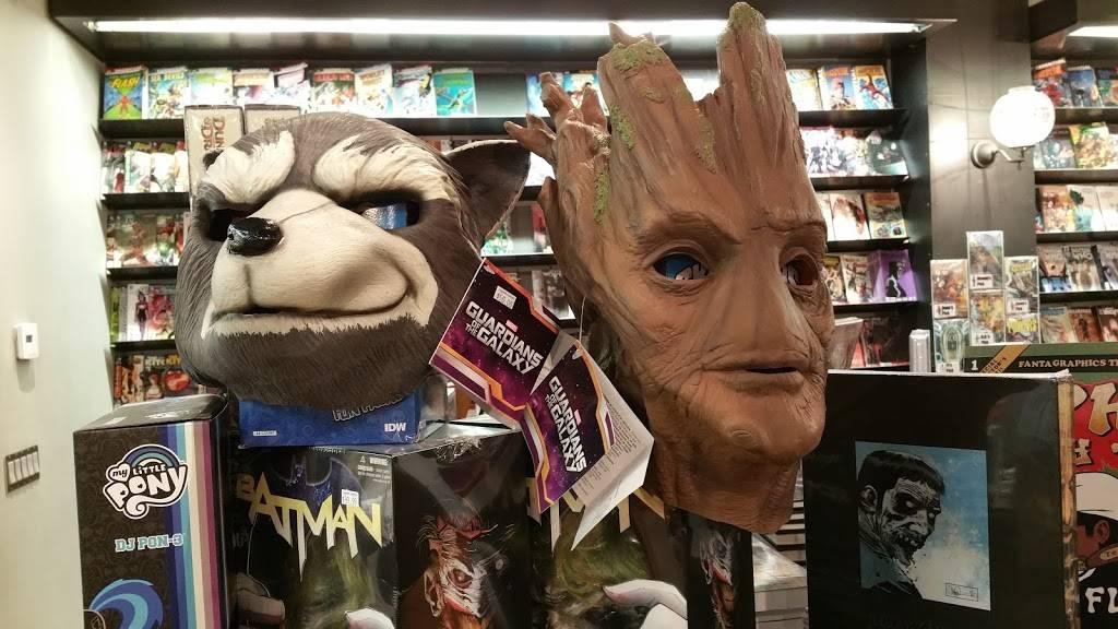 Legend Comics & Coffee - book store    Photo 9 of 9   Address: 5207 Leavenworth St, Omaha, NE 68106, USA   Phone: (402) 391-2377