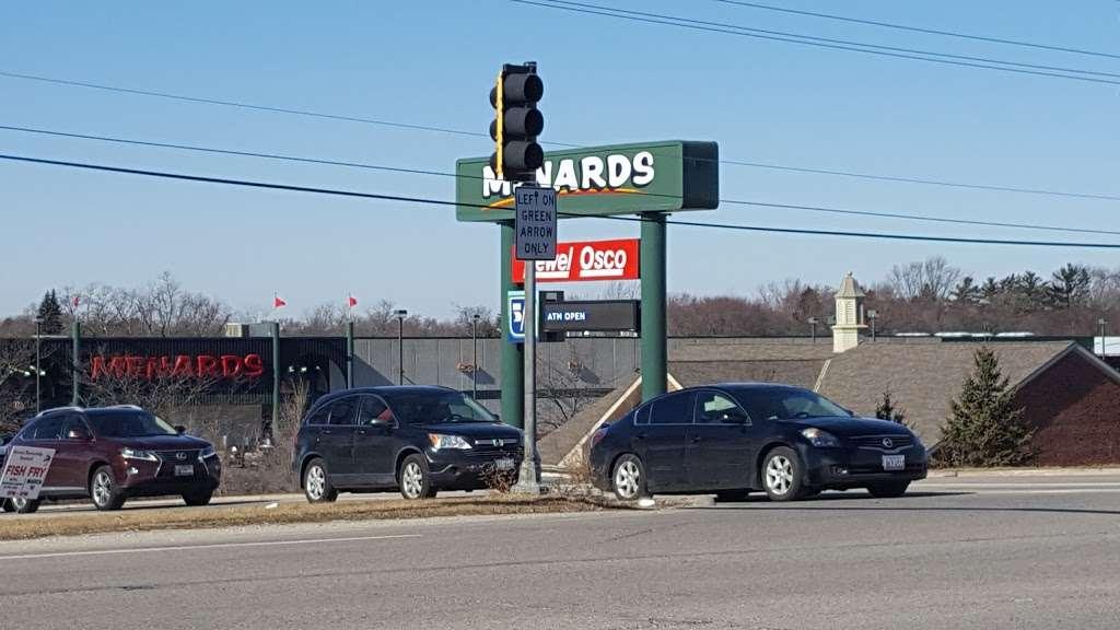 Menards - hardware store    Photo 7 of 10   Address: 1400 US-12, Fox Lake, IL 60020, USA   Phone: (847) 973-3050