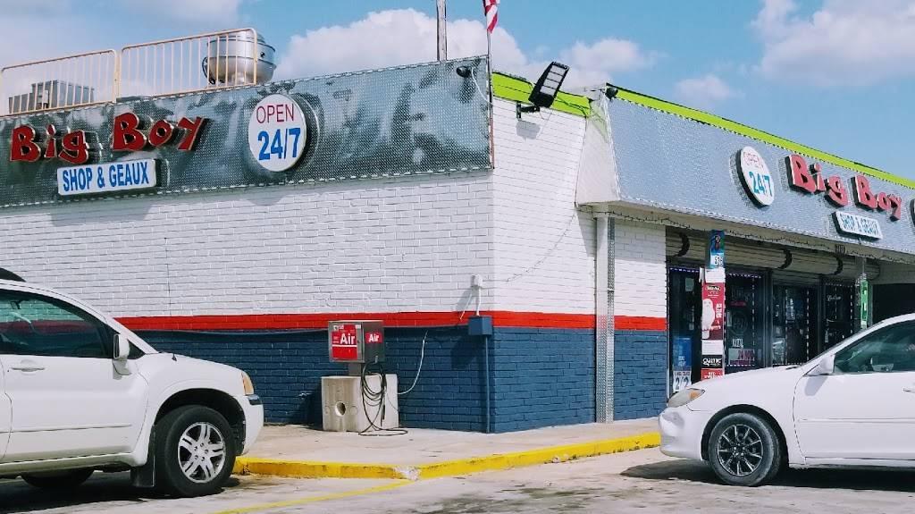 Big Boy Shop N Geaux - convenience store  | Photo 1 of 8 | Address: 12110 Old Hammond Hwy, Baton Rouge, LA 70816, USA | Phone: (225) 302-7289