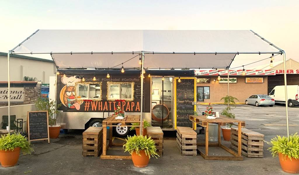 Whattapapa - restaurant  | Photo 1 of 4 | Address: 5317 E Sligh Ave, Tampa, FL 33617, USA | Phone: (813) 422-1852