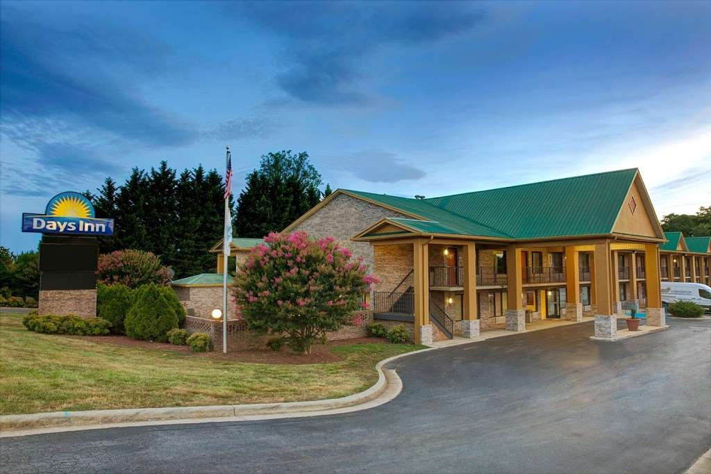 Days Inn by Wyndham Conover-Hickory - lodging  | Photo 10 of 10 | Address: 1710 Fairgrove Church Rd SE, Conover, NC 28613, USA | Phone: (828) 465-2378