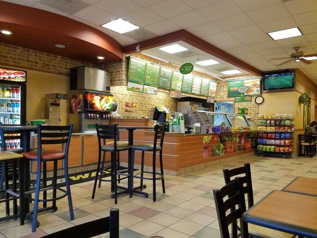 Subway - restaurant    Photo 5 of 10   Address: 12300 Price Club Plaza, Fairfax, VA 22030, USA   Phone: (703) 543-8157