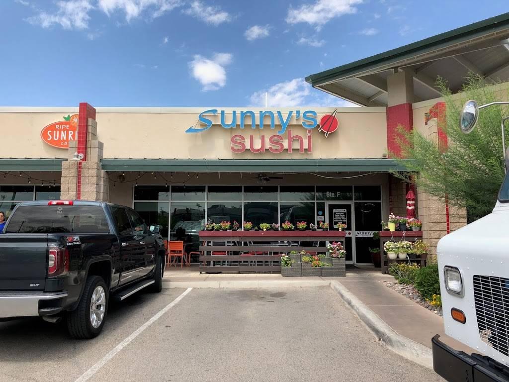 Sunnys Sushi - restaurant    Photo 1 of 10   Address: 910 E Redd Rd, El Paso, TX 79912, USA   Phone: (915) 842-9508