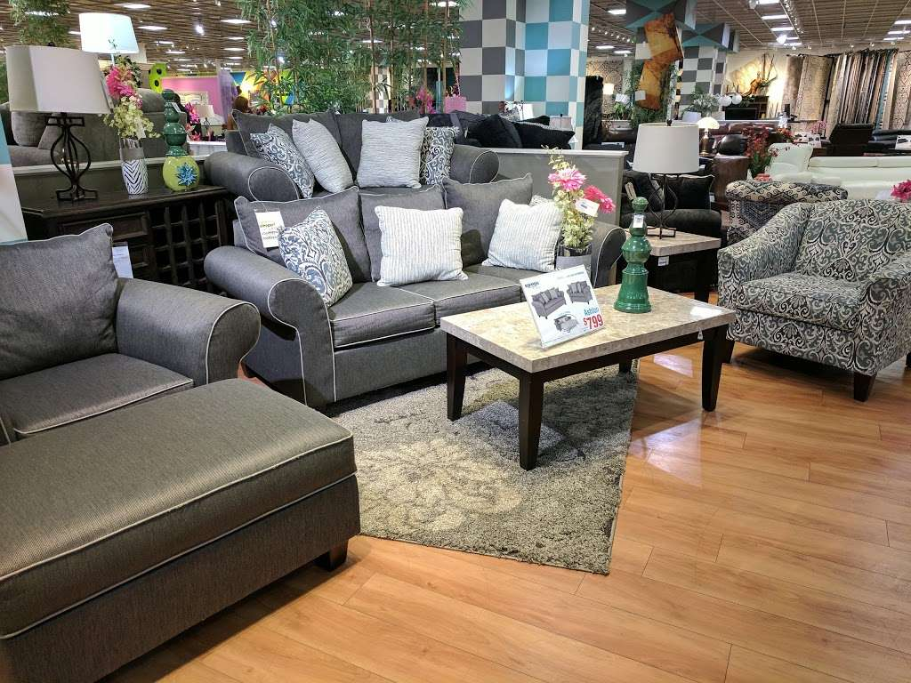 Bobs Discount Furniture - furniture store  | Photo 9 of 10 | Address: 3 Mill Creek Dr, Secaucus, NJ 07094, USA | Phone: (201) 643-1370